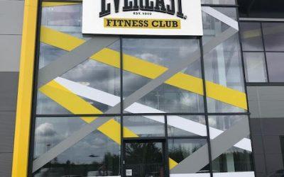 Now Supplying Tiles for Everlast Gym