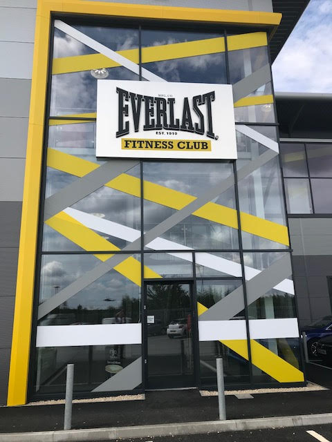 Now Supplying Tiles for Everlast Gym