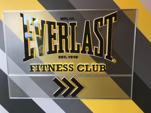 Euxton Tiles and Everlast Gym