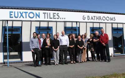 Euxton Tiles Buys Marshalls' Tile and Stone Interiors Stock